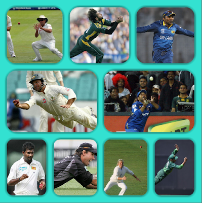 ONE-DAY INTERNATIONALS FIELDING RECORDS MOST CATCHES IN CAREER