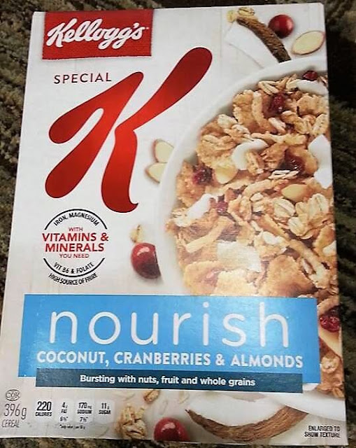 Free Box of Special K Cereal