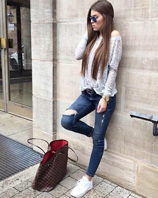 ropa casual para el invierno juvenil