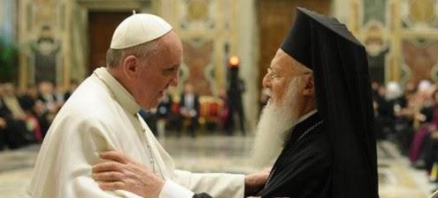 Δήλωση-σοκ του Οικουμενικού Πατριάρχη: Nα διατηρήσουμε και να προωθήσουμε την κληρονομιά του κορυφαίου πολιτικού Κεμάλ Ατατούρκ!