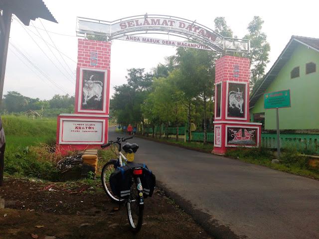 Desa Macan Putih