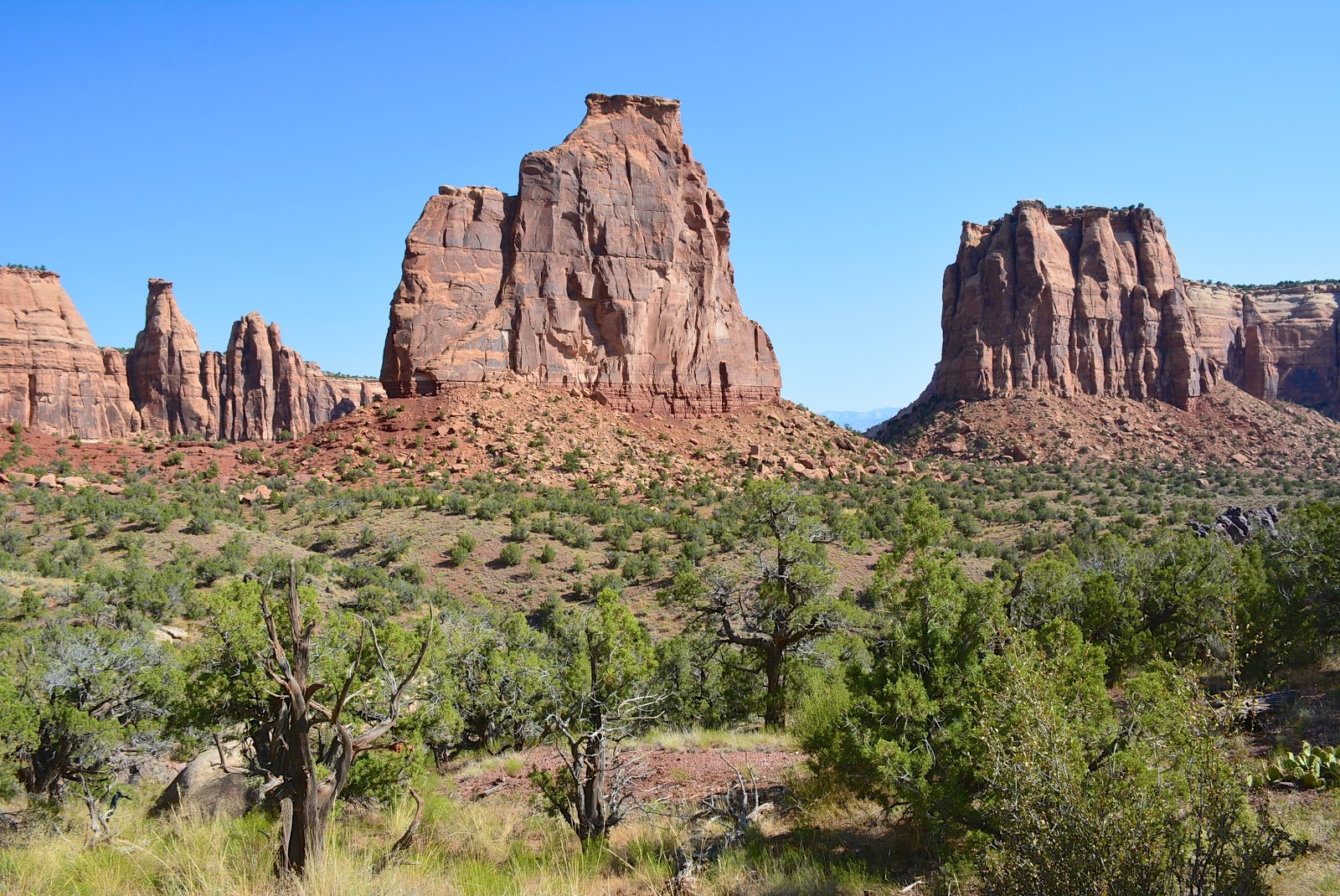 Hike in Colorado National Monument