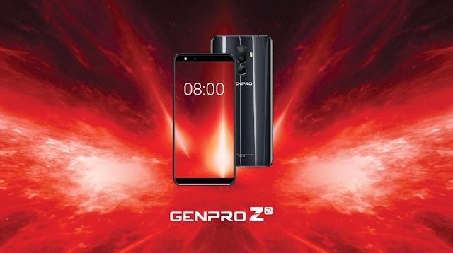 Review Spesifikasi dan Harga Genpro Z2