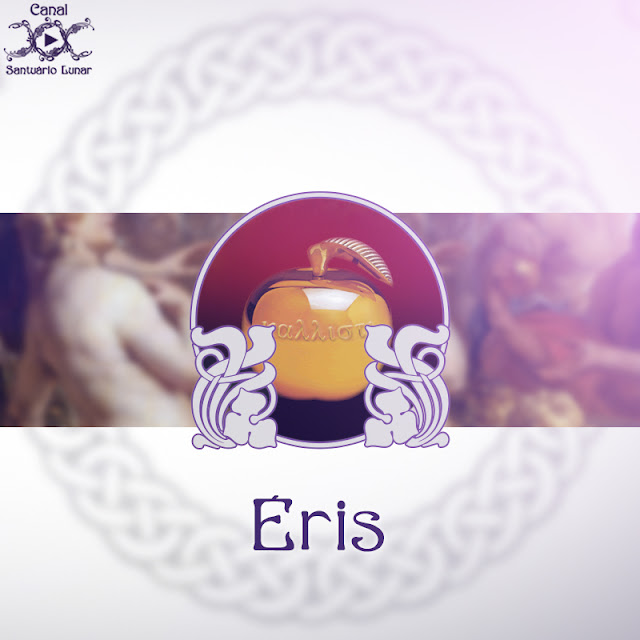 Eris - Goddess of Chaos and Disagreement | Wicca, Magic, Witchcraft, Paganism