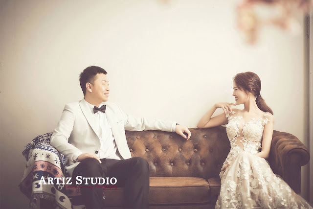 korea concept bridal shop