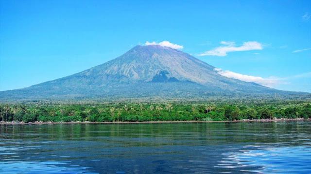 Fakta Gunung Agung