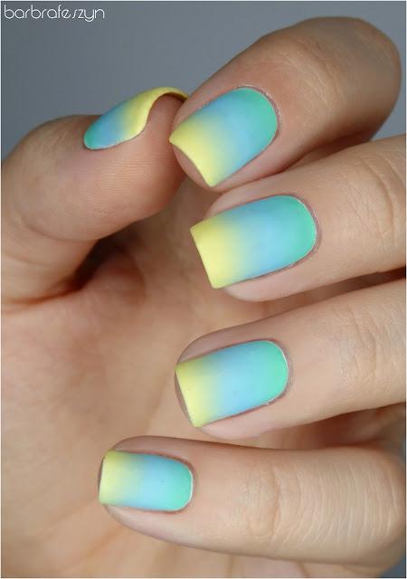 pastelowy gradient