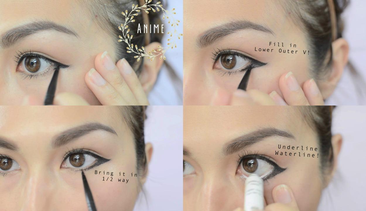 Puppy Eye Makeup Tutorial Saubhaya Makeup