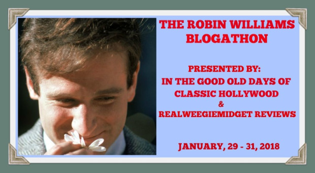The Robin Williams Blogathon!