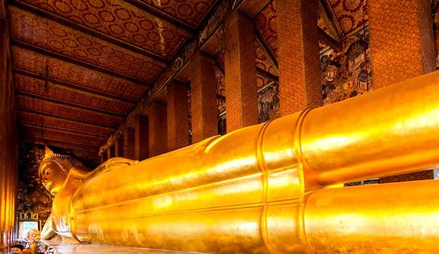 Wat Phao di Bangkok Thailand