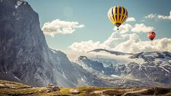 HOT Balloon Trip Creative Commons