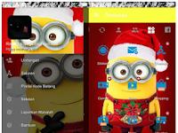 BBM MOD MINION NATAL APK Download versi Terbaru v3.2.0.6 Gratis