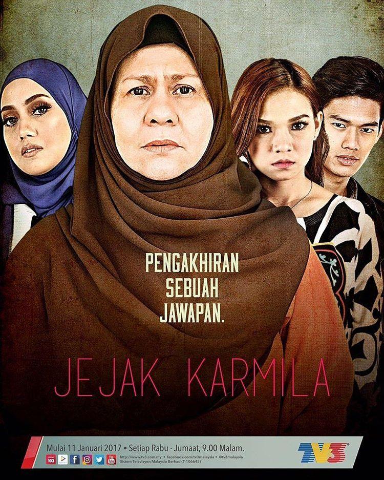 Drama Jejak Karmila Slot Zehra (TV3)