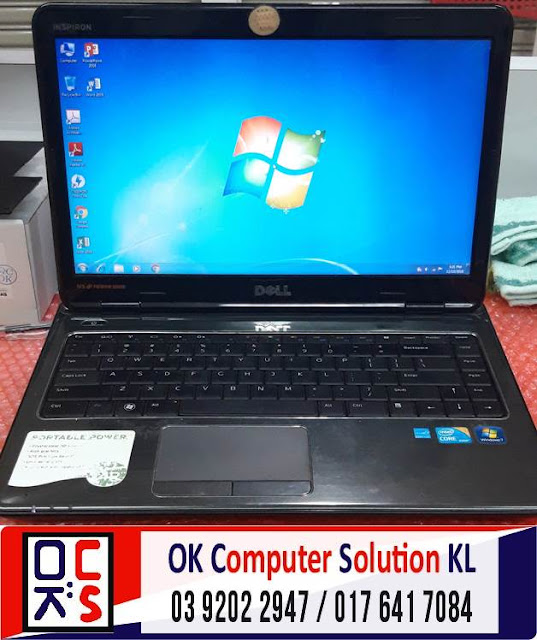 [SOLVED] FORMAT DELL INSPIRON N4010  | REPAIR LAPTOP CHERAS 6
