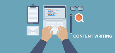 content writing in blog