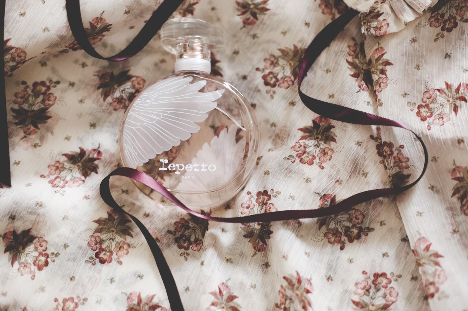Parfum Le Ballet Blanc Repetto