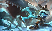 Tundra Fizz Skin Wallpaper