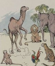 Dongeng Monyet dan Unta Peniru (Aesop) | DONGENG ANAK DUNIA