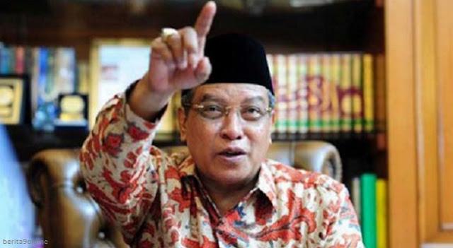 Ramalan Bubar 2030, KH Said Aqil Siradj: Indonesia Tetap Utuh Selama ada NU
