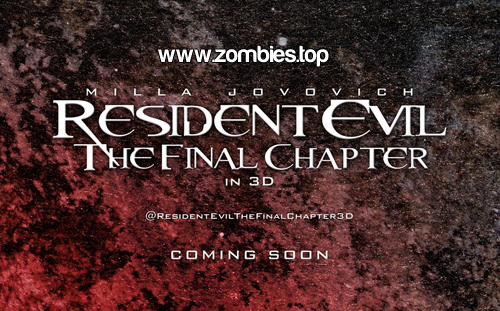 Adelanto de Resident Evil The Final Chapter