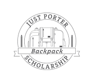 Just Porter Backpack Scholarship