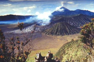TRAVEL TO MOUNT BROMO - INDONESIA