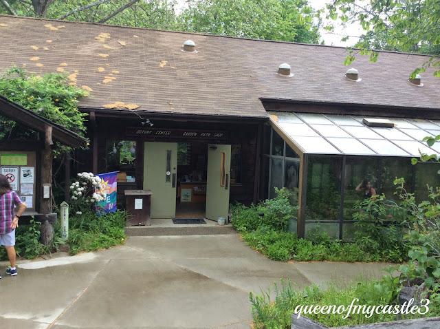 Asheville Botanical Gardens