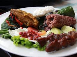 Kuliner Indonesia - Roemah Nenek Resto Cafe