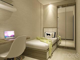 Sewa Apartemen Sky Garden Terrace Jakarta Barat