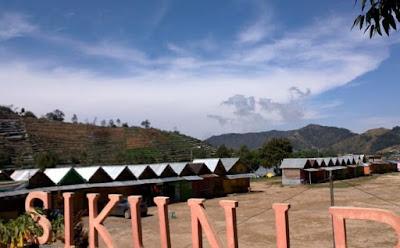 Basecamp Bukit Sikunir