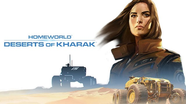 Homeworld Deserts of Kharak Review & Gameplay