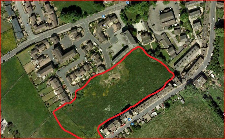 Kirklees Building Plan Oak Tree Road