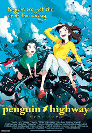 Penguin Highway cover