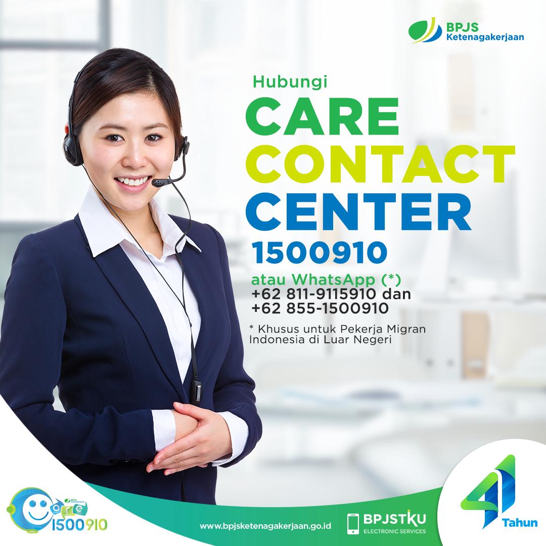 Care Contact Center Bpjs Ketenagakerjaan Sarana Advokasi Edukasi