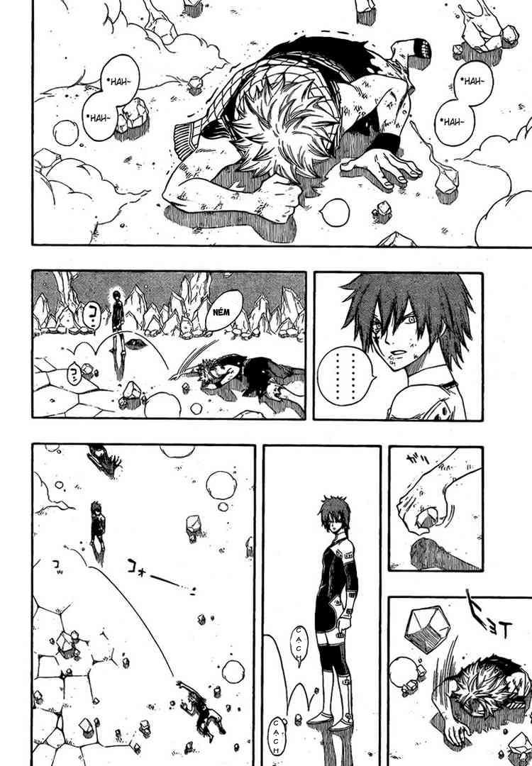 Fairy Tail Chap 96