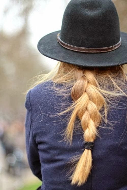 Gorgeous Braided Hairstyles for Girls}