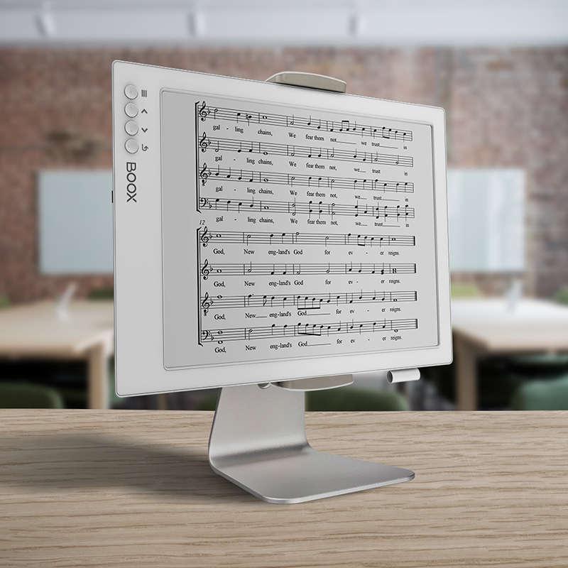 Onyx Boox Max 2 Pro można wykorzystać jako monitor