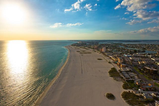 Qual a melhor região para ficar em Tampa?