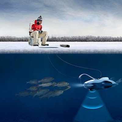 PowerRay-drone-fish-finder