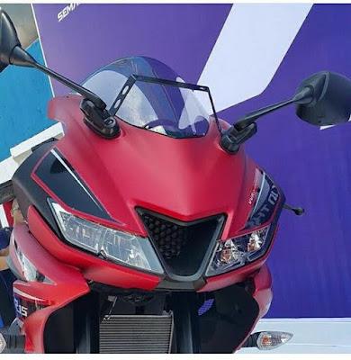 New 2017 Yamaha R15 V3.0 front led Headlight