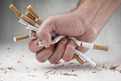 Tips Ampuh Berhenti Merokok , cara alami Berhenti Merokok.