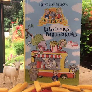 Die Ziegenbock-Bande von Meike Haberstock, ein Ferienroman aus dem Rowohlt Verlag für Kinder ab 8 Jahren