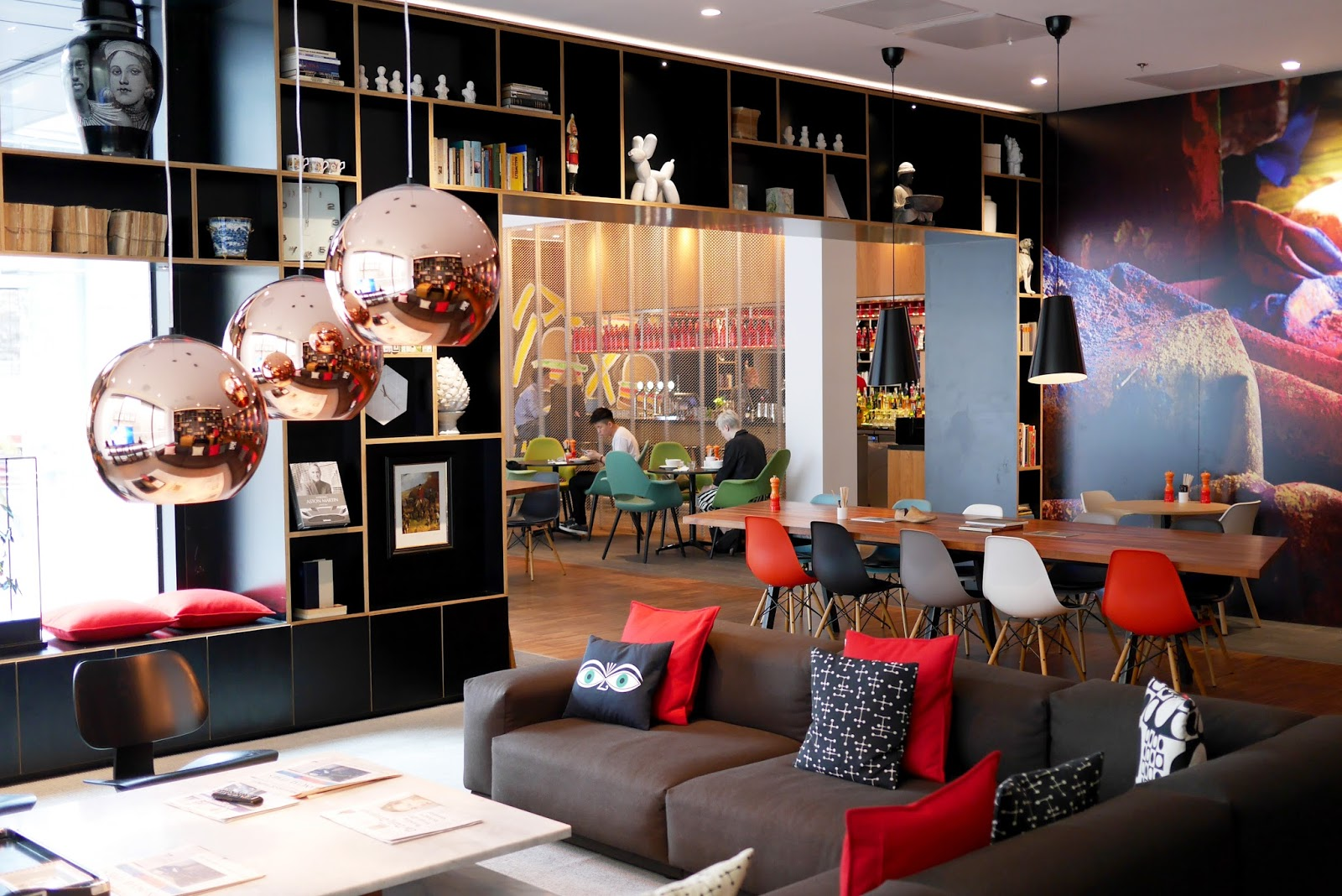 design hotel citizenm london, buckets & spades - men's fashion, design and lifestyle blog: reasons, Design ideen