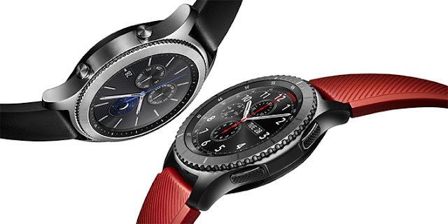 Samsung Gear S3 Begins Global Rollout with Debut in South Korea