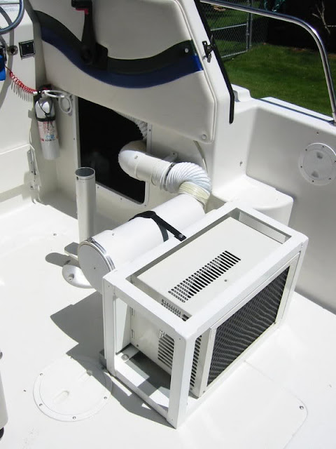 One More Time Around Boat Air Conditioning