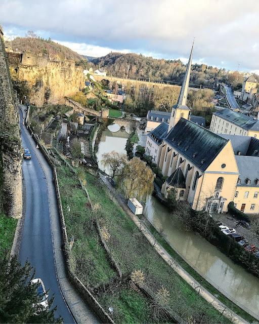 vista del lussemburgo