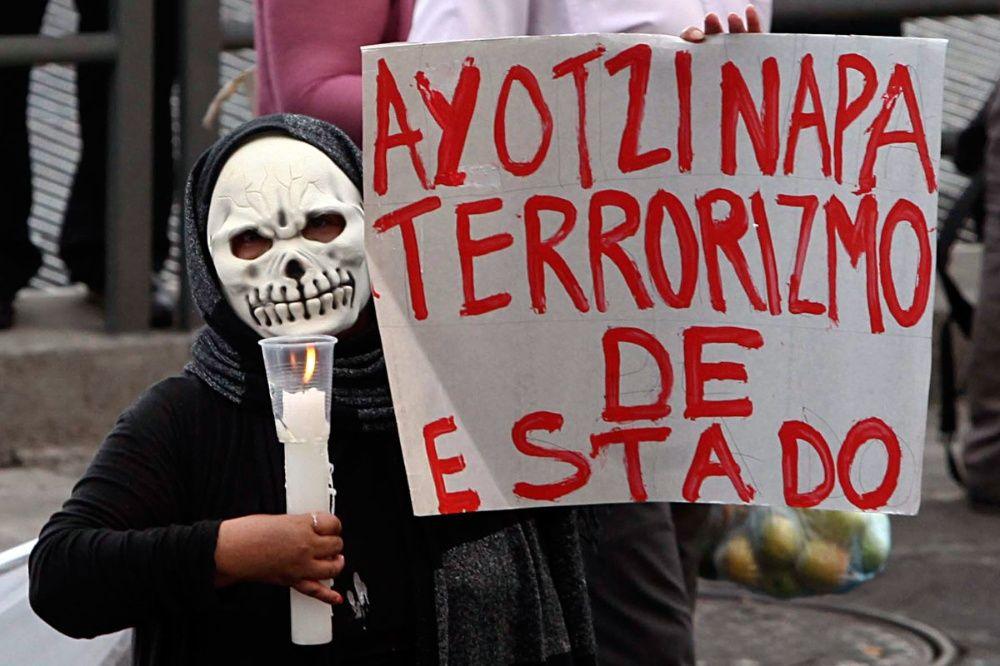 Un jefe de sicarios narra la noche de Ayotzinapa