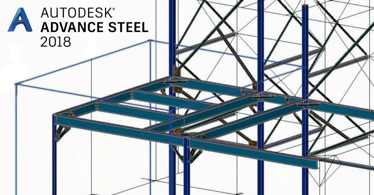 Novedades de Advance Steel 2018