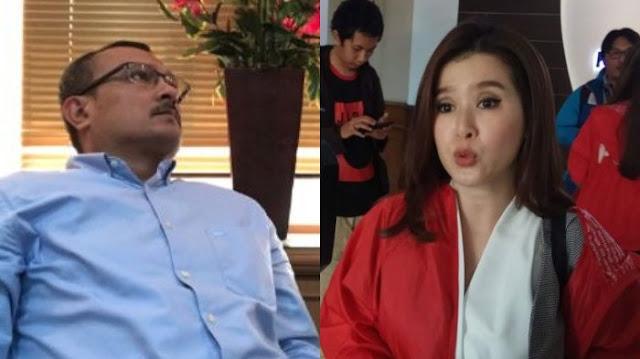 Grace PSI Bandingkan Prestasi Jokowi dengan Presiden Sebelumnya, Ferdinand: Kasihan Nalar Begini