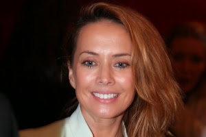 Jeanne Friske first appeared in public with her son Plato